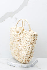 3 Right Back To It Ivory Bag at reddressboutique.com
