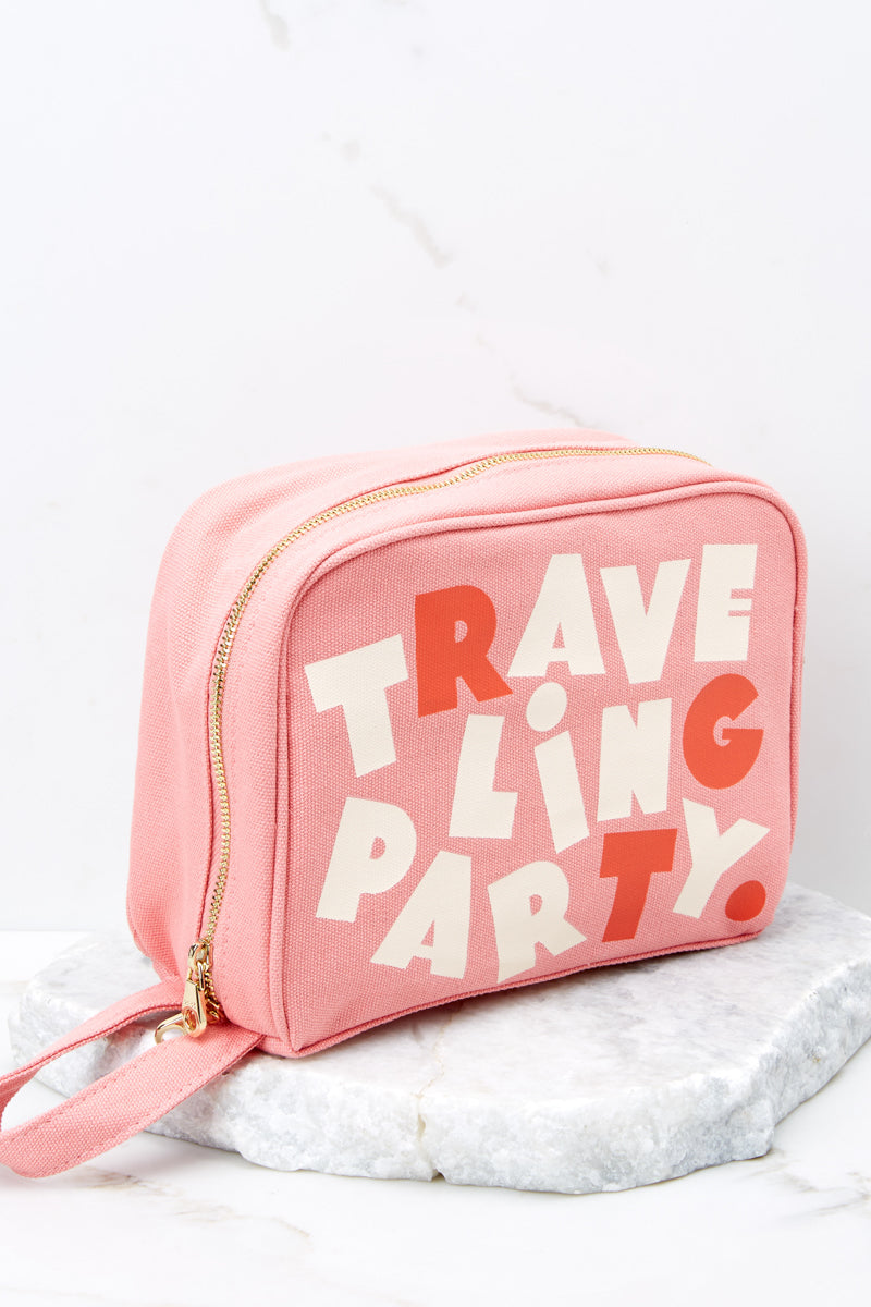 1 Traveling Party Getaway Toiletries Bag at reddress.com