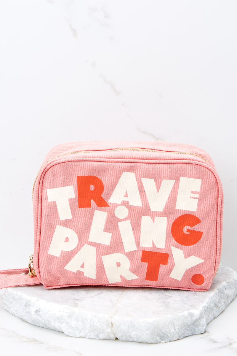 2 Traveling Party Getaway Toiletries Bag at reddress.com