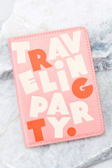 1 Traveling Party Getaway Passport Holder at reddress.com