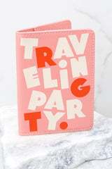 2 Traveling Party Getaway Passport Holder at reddress.com