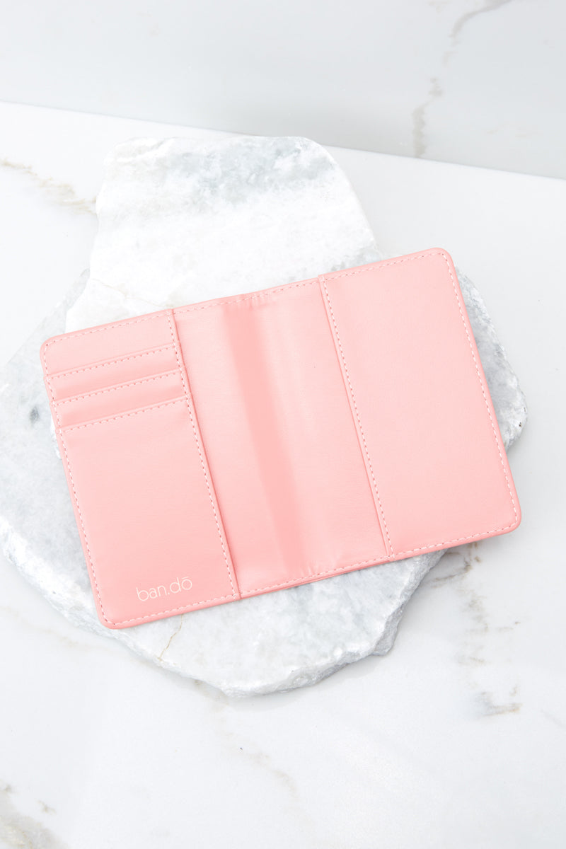 3 Traveling Party Getaway Passport Holder at reddress.com