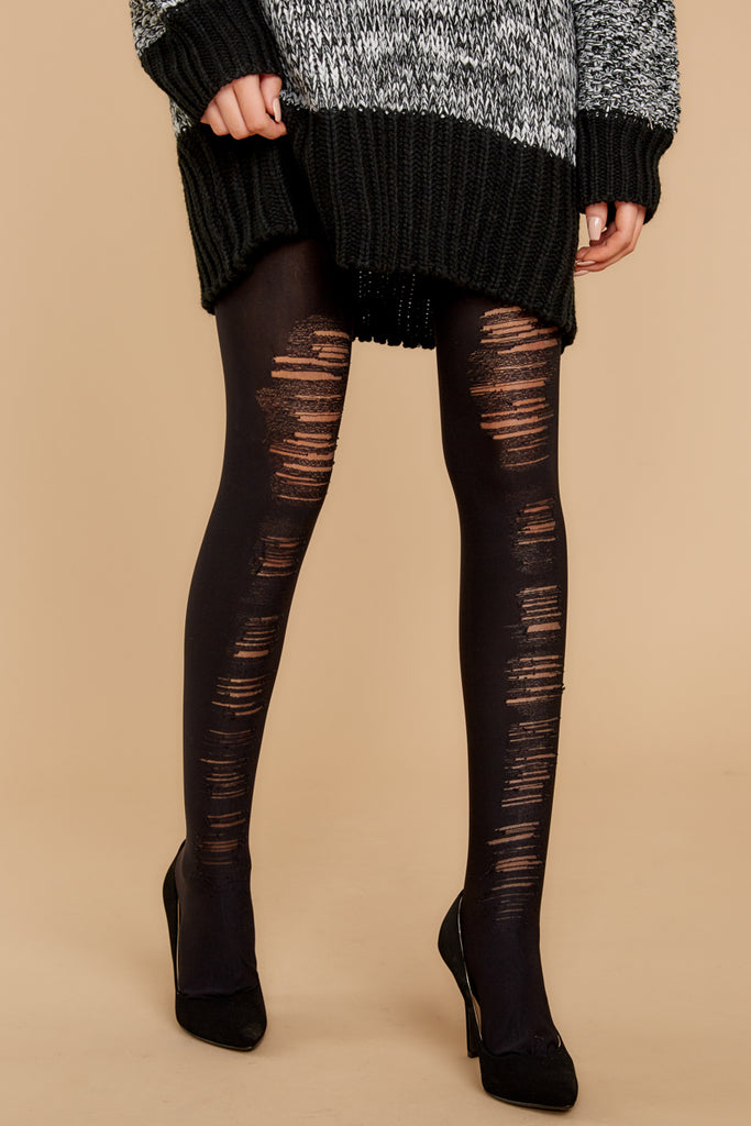 1 Black And Gold Velvet Shine Leggings at reddressboutique.com