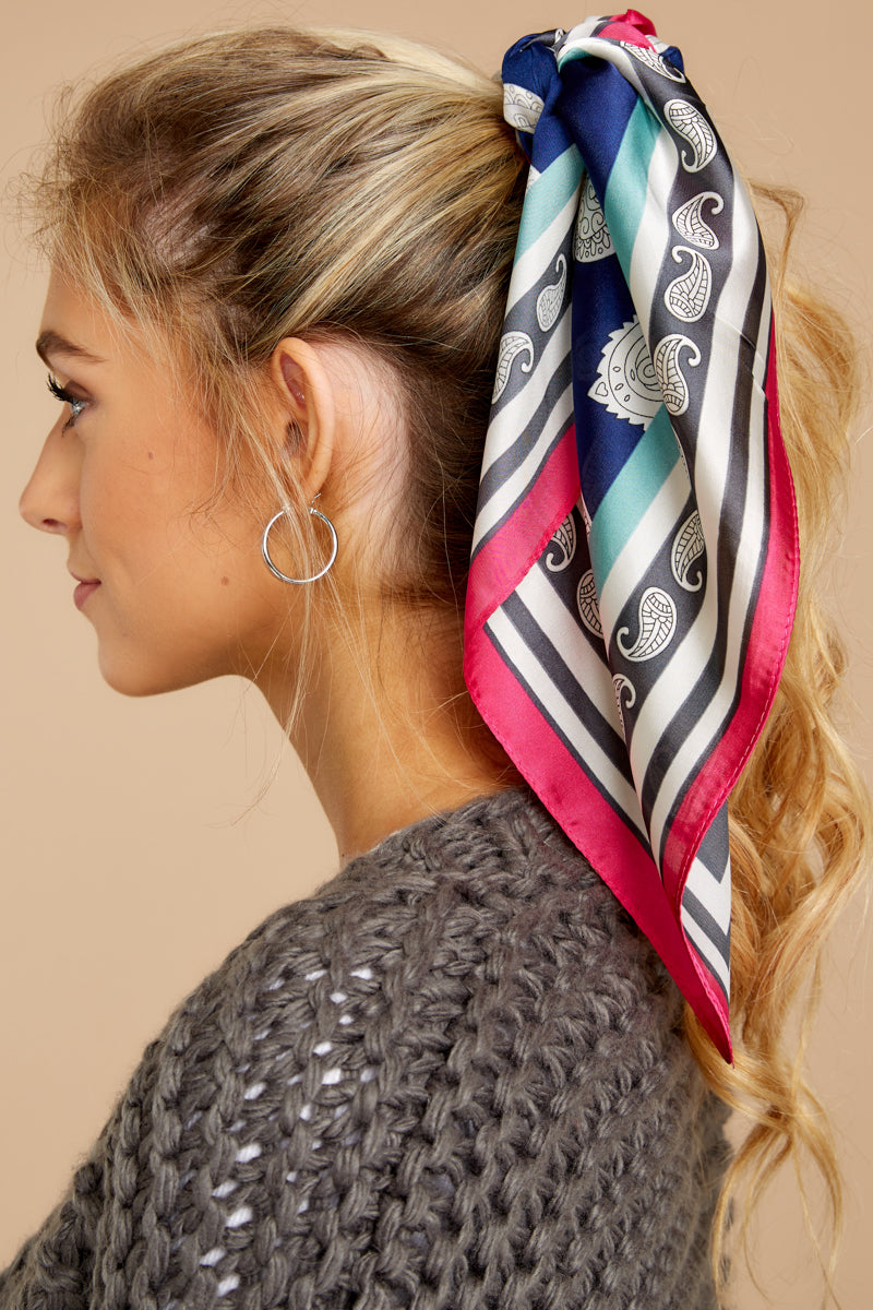 Be The Trend Hair Scarf