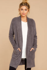 4 CozyChic Lite® Ash Long Weekend Cardi at reddressboutique.com