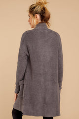 7 CozyChic Lite® Ash Long Weekend Cardi at reddressboutique.com