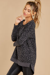 5 Leopard Black Weekender at reddress.com