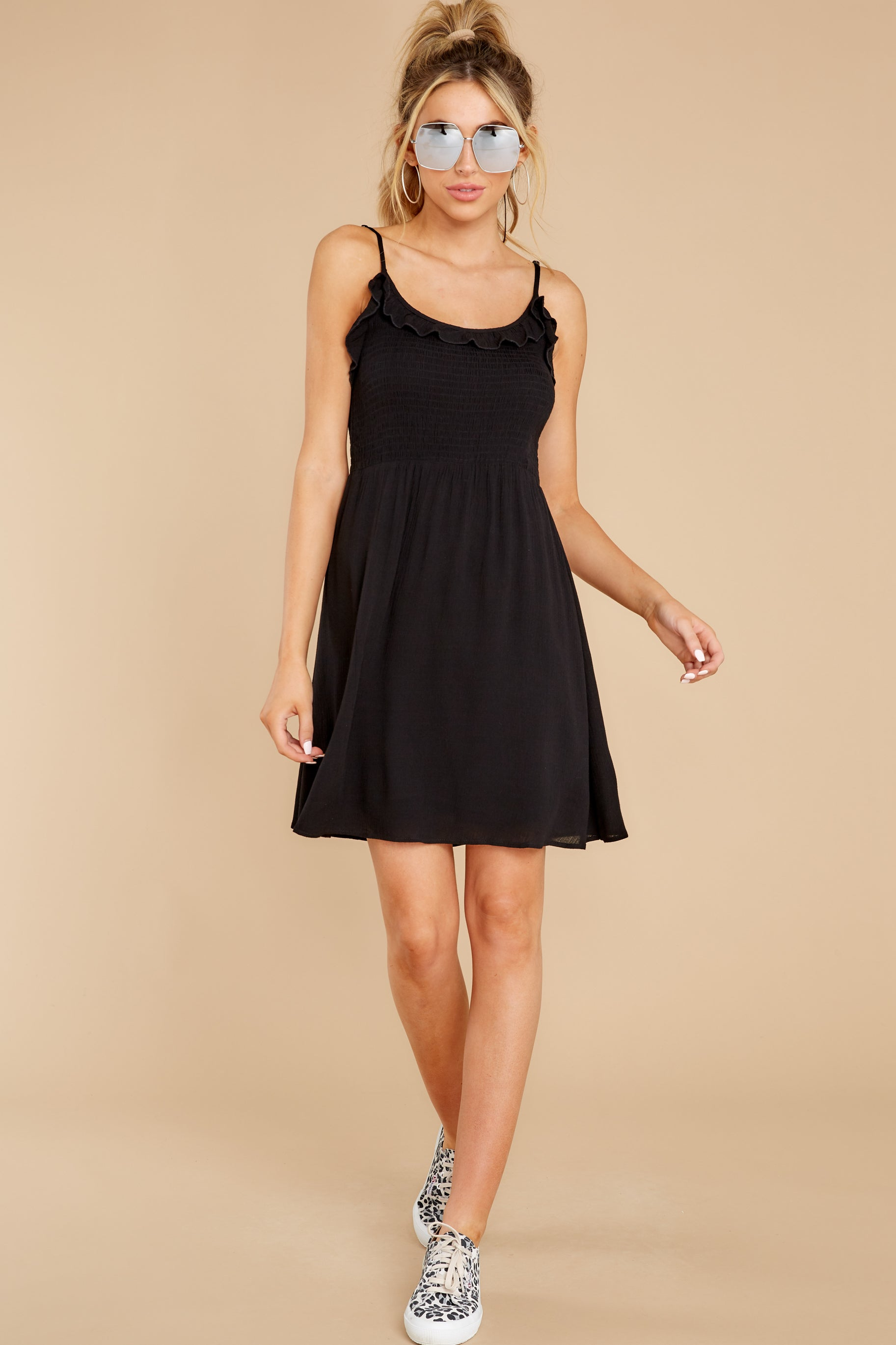 1 As You Are Black Dress at reddress.com
