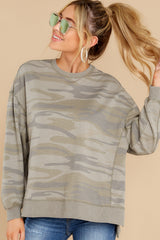 2 Modern Light Sage Camo Weekender at reddress.com
