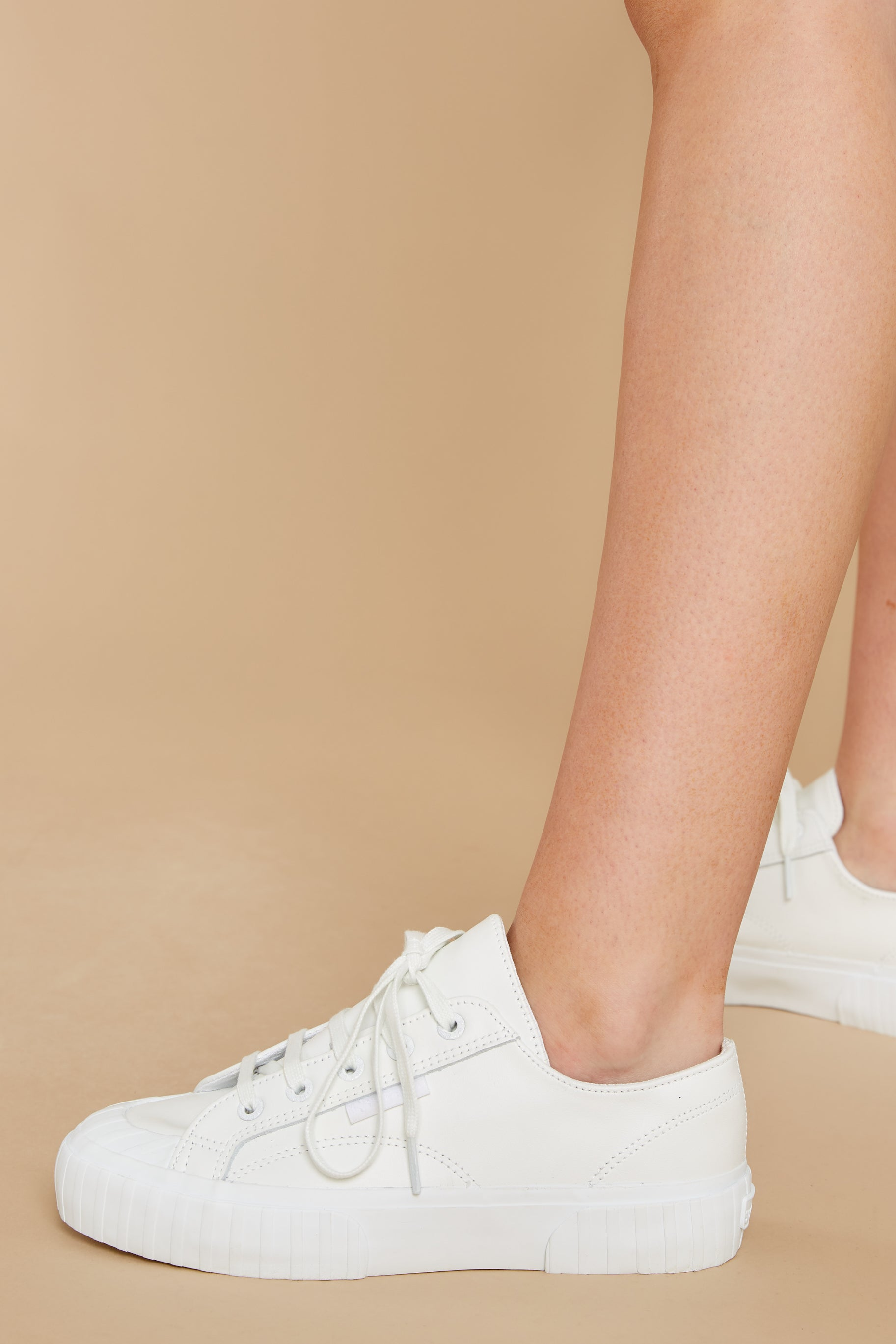 2 Superga 2630 Cownappau Total White Sneakers at reddress.com