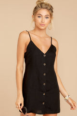 8 Never Wait Black Dress at reddress.com