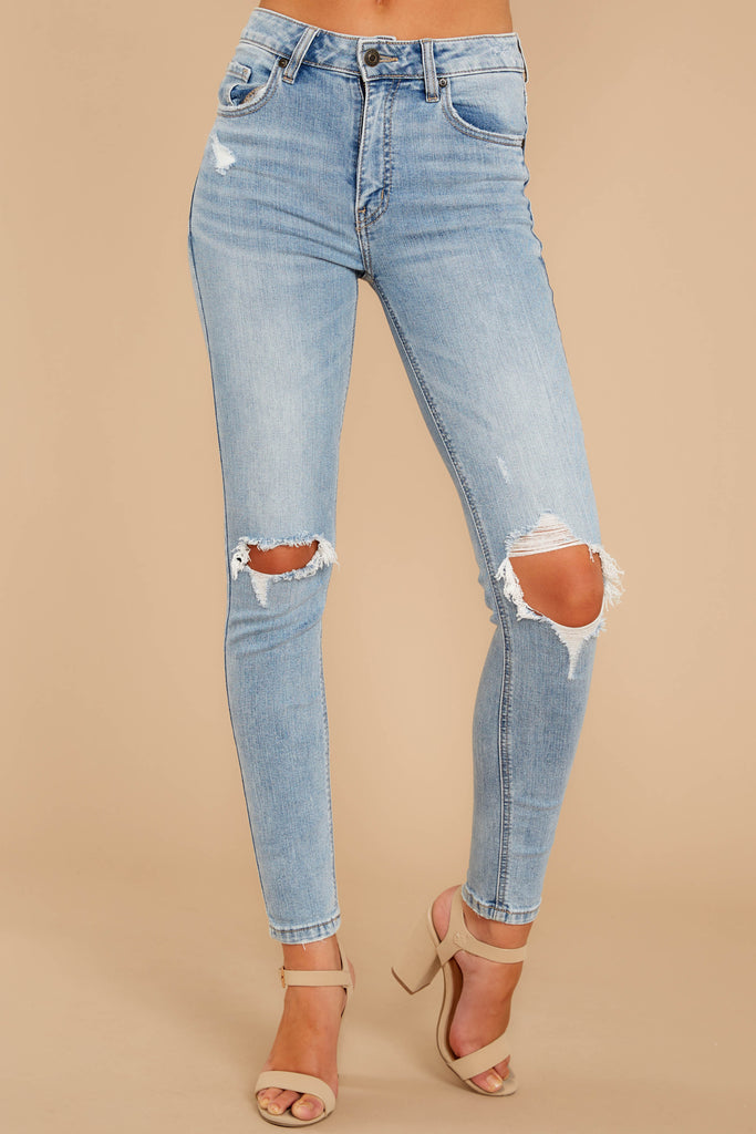 1 Wedgie Icon Fit Jeans in Jive Taps at reddress.com