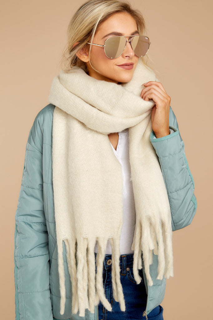 Looking Out For Fall Mint Jacket