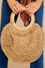 1 Nothing Better Than This Tan Bag at reddressboutique.com