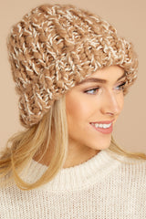 1 What's Cooler Than Cool Tan Hat at reddress.com