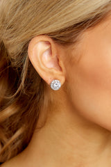 1 Classy As Ever Earrings at reddressboutique.com