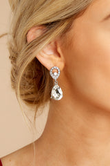 Constant Compliments Silver Earrings