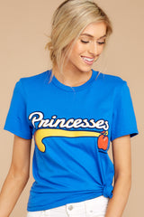 3 Snow Princesses Jersey Tee at reddressboutique.com
