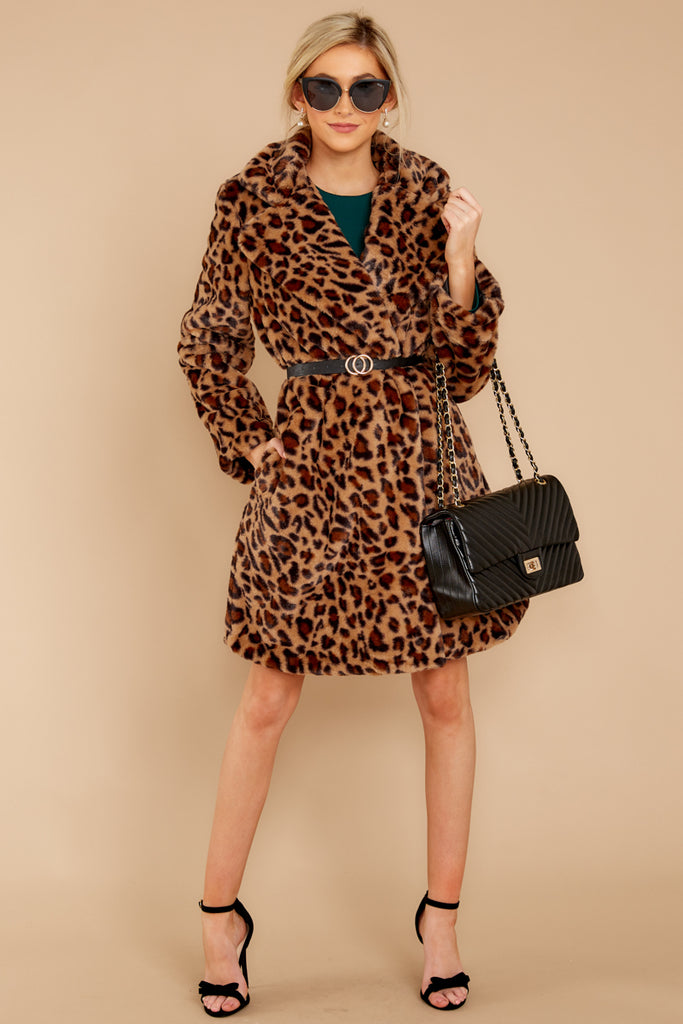 a4bc0e8b17bd0 Want To Be Free Leopard Print Coat