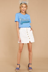 4 Cindy Princesses Jersey Tee at reddressboutique.com