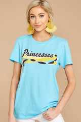 8 Jasmine Princesses Jersey Tee at reddressboutique.com