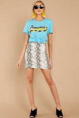 3 Jasmine Princesses Jersey Tee at reddressboutique.com