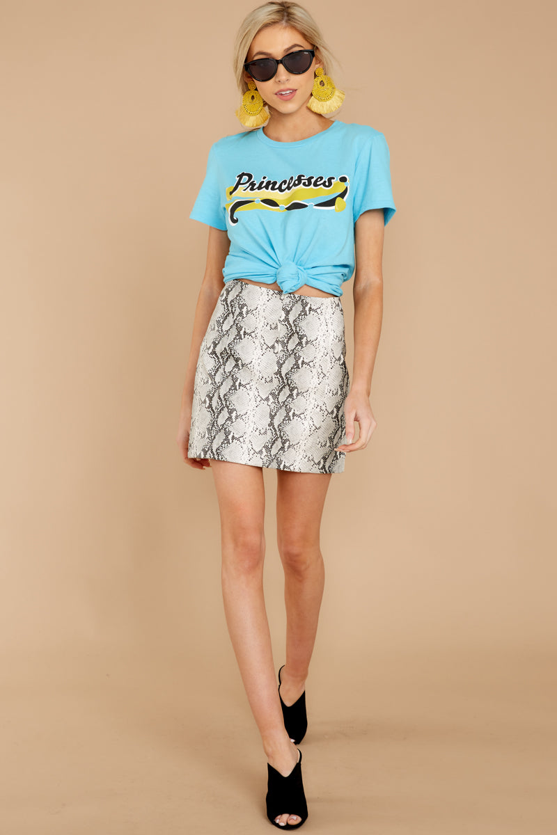 4 Jasmine Princesses Jersey Tee at reddressboutique.com