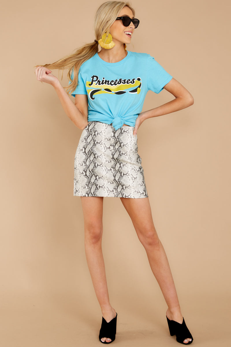 5 Jasmine Princesses Jersey Tee at reddressboutique.com