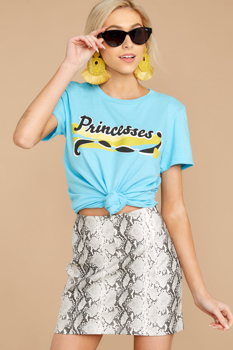 2 Jasmine Princesses Jersey Tee at reddressboutique.com