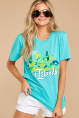 Greetings From The Islands Tee
