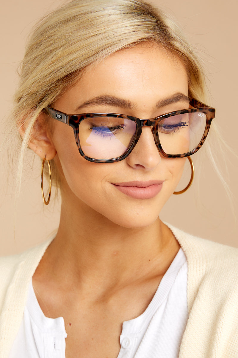 Hardwire Blue Light Glasses In Tortoise