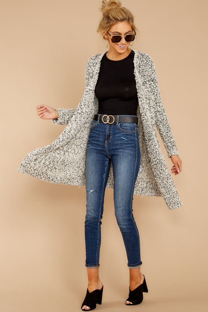 1 CozyChic® Ash So-Cal Cardi at reddressboutique.com