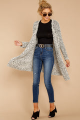 All Over It Grey Wubby Cardigan at reddressboutique.com