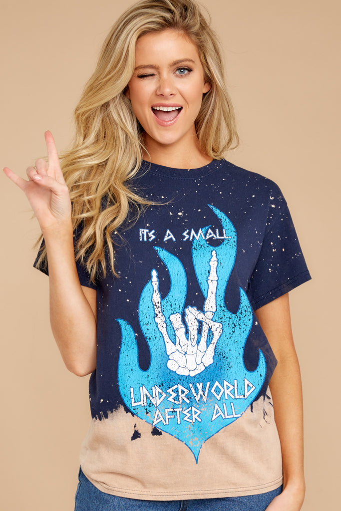 5 Snow Princesses Jersey Tee at reddressboutique.com