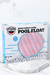 5 Giant Cotton Candy Pool Float at reddress.com