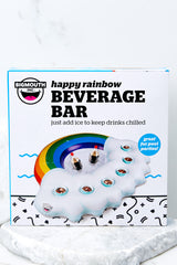 1 Happy Rainbow Swim Up Bar at reddressboutique.com