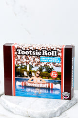 1 Tootsie Roll Inflatable Pool Noodle at reddressboutique.com