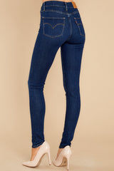 3 721 High Rise Skinny Jeans In Bogota Feels at reddress.com