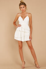 2 Knockout Sway White Dress at reddressboutique.com