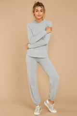 3 CozyChic Ultra Lite® Blue Water Pullover Hoodie at reddressboutique.com