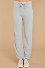 2 CozyChic Ultra Lite® Blue Water Track Pants at reddressboutique.com