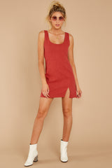 1 Unapologetically Me Mesa Red Dress at reddressboutique.com