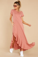 7 Need It All Rose Pink Maxi Dress at reddress.com