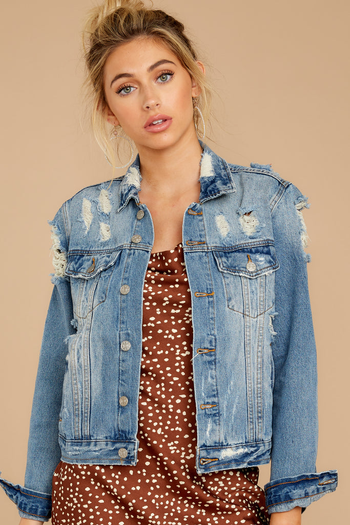 2 Original Trucker Jacket in All Yours at reddress.com