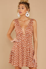 4 Wishful Thinking Ginger Print Dress at reddressboutique.com