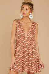 7 Wishful Thinking Ginger Print Dress at reddressboutique.com
