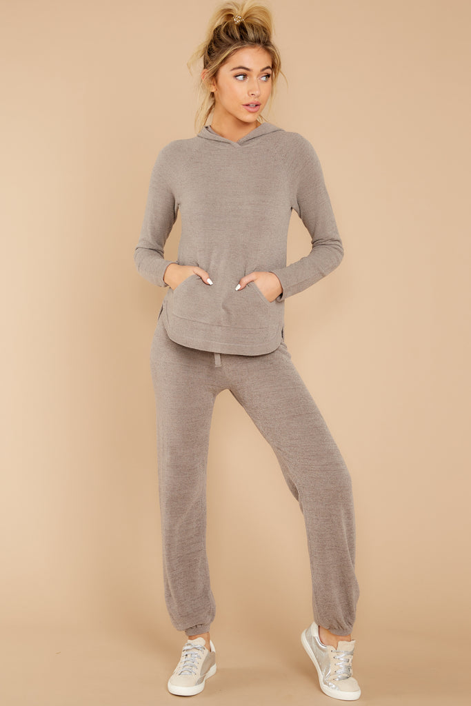 1 The Storm Grey Faded Wash Pullover Hoodie at reddressboutique.com