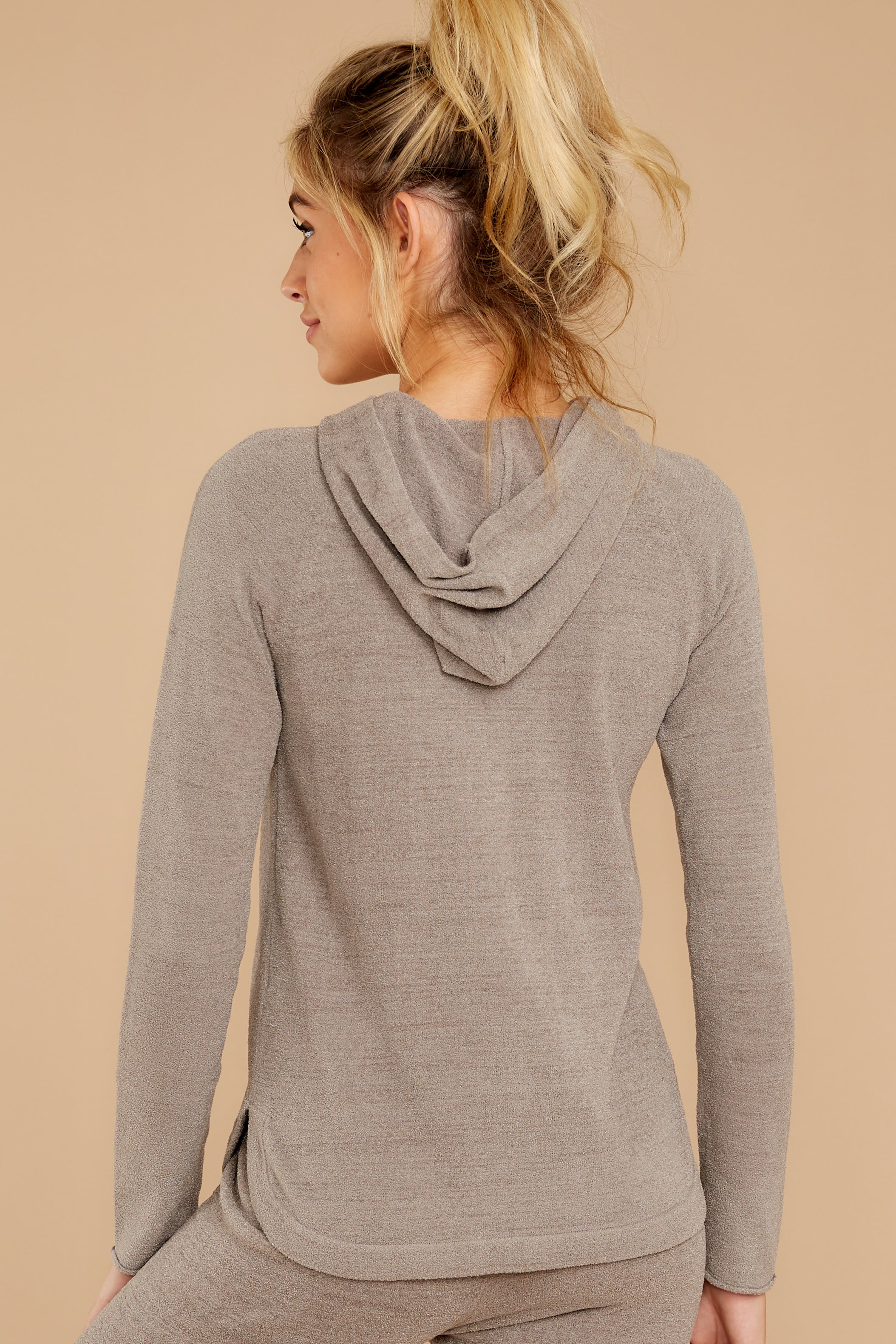 8 CozyChic Ultra Lite® Beach Rock Pullover Hoodie at reddressboutique.com