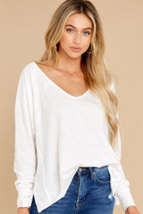 5 Procaffeinating Kind White Top at reddress.com