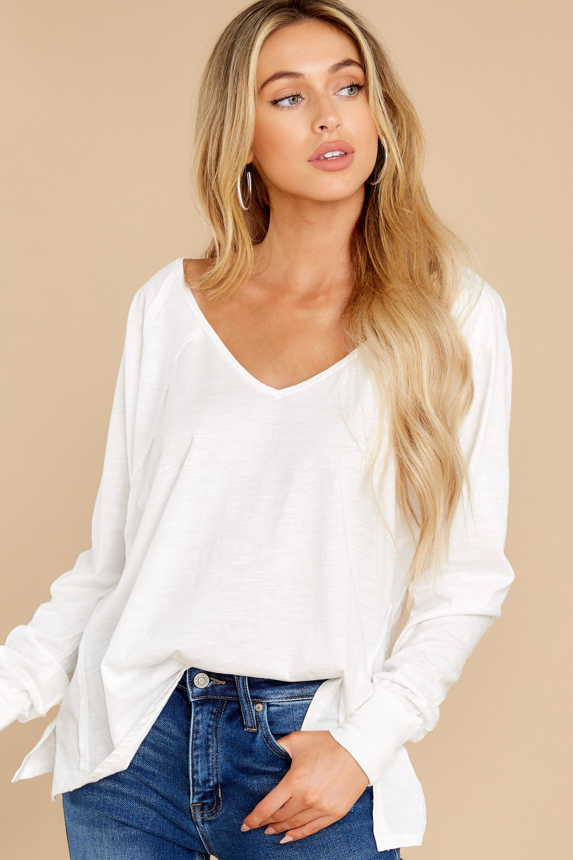 1 Procaffeinating Kind White Top at reddress.com